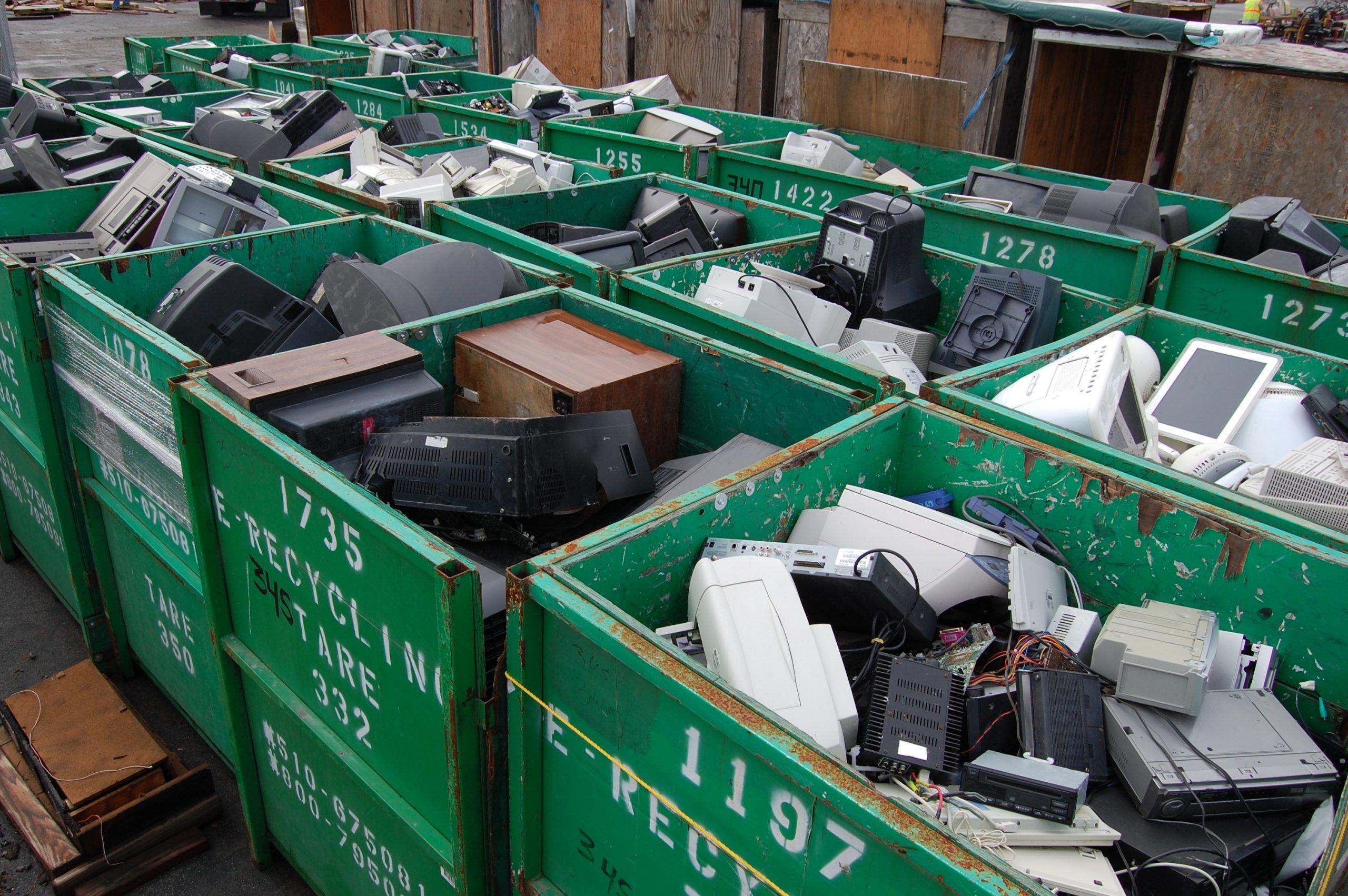 Ewaste Recycling Orange County