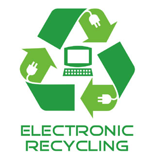 electronic recycling Las Flores