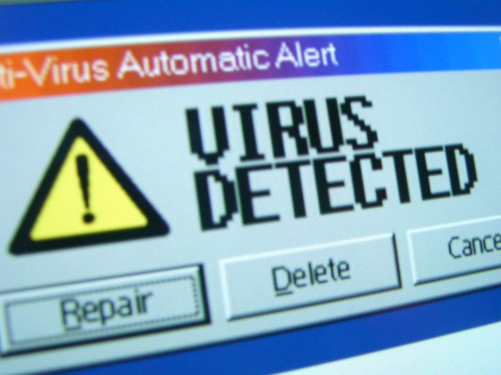 Virus and Malware Cleaning