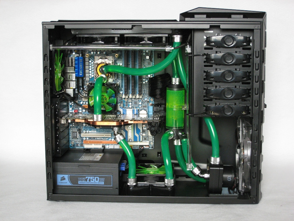 water cooled pc 1
